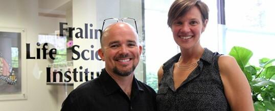 Congratulations, Dr. Cathy Jachowski!