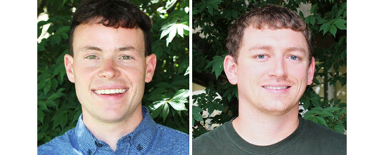 Fish and wildlife graduate students receive research fellowships
