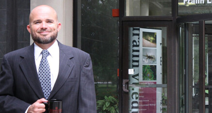 Bill Hopkins named associate executive director of Fralin Life Sciences Institute